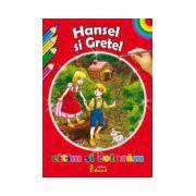 Citim si Coloram Hansel si Gretel