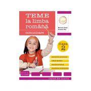 Teme la limba română Clasa a II-a. Comunicare