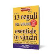 Cele 13 reguli esentiale in vanzari