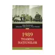 1989. Toamna natiunilor