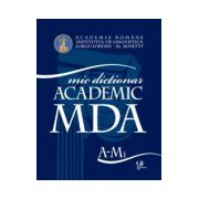 Mic dictionar academic (vol. I-II)