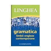 Gramatica limbii engleze contemporane