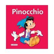 Pinocchio ( coperta cartonata buretata )