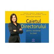 Caietul directorului pentru asistenţe la clasă