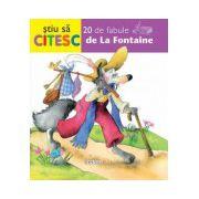 20 de fabule de La Fontaine