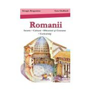 Romanii (mini-enciclopedie) - Istorie. Cultura. Obiceiuri si costume. Curiozitati