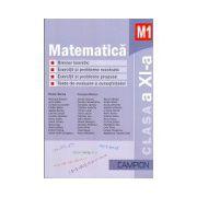 Matematica M1 Clasa a XI-a - Breviar teoretic - Exercitii si probleme rezolvate -Exercitii si probleme propuse