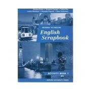 ENGLISH SCRAPBOOK. ACTIVITY BOOK