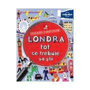 Londra - Tot ce trebuie să ştii