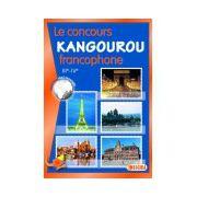 """Le concurs """"Kangourou francophone"""" 3e-4e (édition 2005-2013)"""