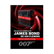 Colectia completa JAMES BOND (14 vol.)