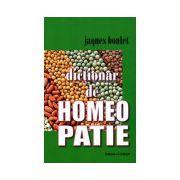 Dictionar de homeopatie