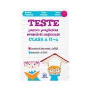 Teste pentru pregatirea evaluarii nationale. Clasa a II-a