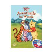 Aventurile lui Winnie (Carte + CD)