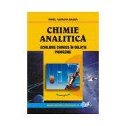 Chimie analitică - Echilibre chimice în soluție Probleme