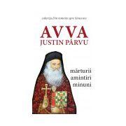 Avva Justin Parvu