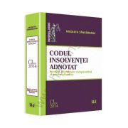 Codul insolventei adnotat