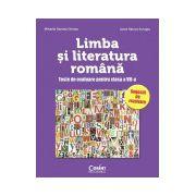 LIMBA SI LITERATURA ROMANA. Teste de evaluare pentru clasa a VII-a