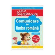 Comunicare in limba romana pentru clasa pregatitoare. Caiet de lucru. Semestrul 1