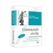 Contractele civile in noul Cod Civil. Editia a 4-a