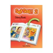 Set Sail 2 Story Book - Poveste cu Audio CD The Town Mouse and the Country Mouse si The Toy Soldier