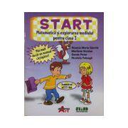 START. Matematica si explorarea mediului pentru clasa I. Sem. 2