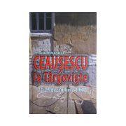 Ceausescu la Targoviste, 22-25 decembrie 1989