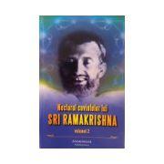 Nectarul cuvintelor lui Sri Ramakrishna, vol. 2