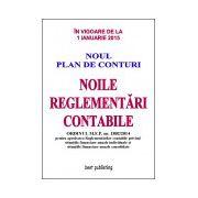 Noile reglementari contabile 2015