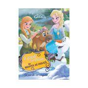 Poveşti şi jocuri din Regatul de gheaţă. Un pui de ren simpatic