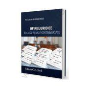 Opinii juridice in cauze penale controversate