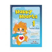 Happy Hearts 1 Teacher's Bag - Cursuri Engleza Prescolari