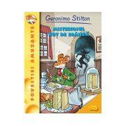 Misteriosul hot de branza - Geronimo Stilton ( vol.6 )