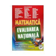 Evaluarea nationala Matematica clasa a VIII-a