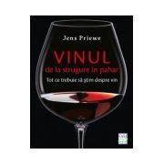 Vinul, de la strugure in pahar