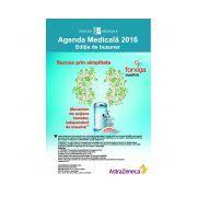Agenda Medicală 2016 - Ediţia de buzunar