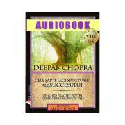 Cele sapte legi spirituale ale succesului (CD MP3)