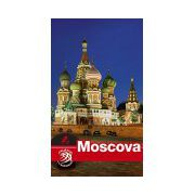 Moscova. Ghid Turistic