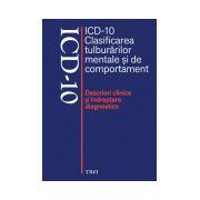 ICD-10 Clasificarea tulburărilor mentale şi de comportament