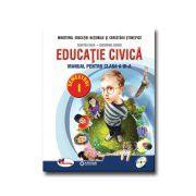 Educatie civica. Manual pentru clasa a III-a, partea I + partea a II-a (contine editie digitala)