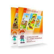 Comunicare in limba romana - clasa a II-a semestrul I si semestrul a II (set)