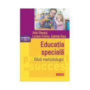 Educatia speciala. Ghid metodologic