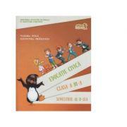 Educatie civica, clasa a III-a, semestrul II (contine CD)
