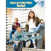 JURNALUL MEU SCOLAR PENTRU VACANTA. LIMBA SI LITERATURA ROMANA. CLASA A VII-A