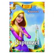 Rapunzel Povesti bilingve Romana Engleza