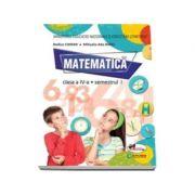 Matematica. Manual pentru clasa a IV-a, partea I + partea a II-a (contine editie digitala)