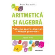 Aritmetica si algebra cls IV-VI. Probleme pentru concursuri  Niculaie Marin Gosoniu