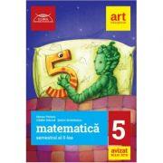 MATEMATICĂ pentru clasa a V-a. Semestrul al II-lea. Clubul Matematicienilor