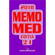 MemoMed 2018, Editia XXIV - Volumele I si II