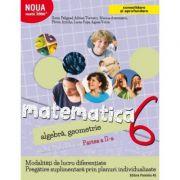 Matematică. Algebră, geometrie. Caiet de lucru. Clasa a 6-a. Partea a II-a. Consolidare
